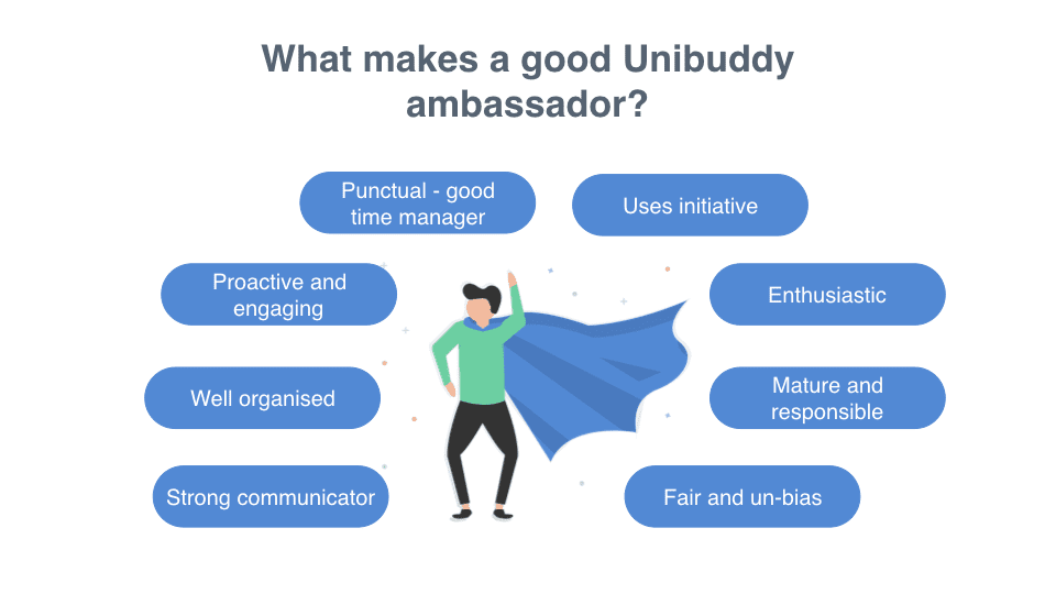What makes a great digital student ambassador?