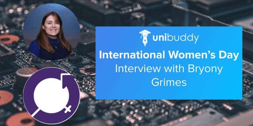 International Women's Day: an interview with Bryony Grimes