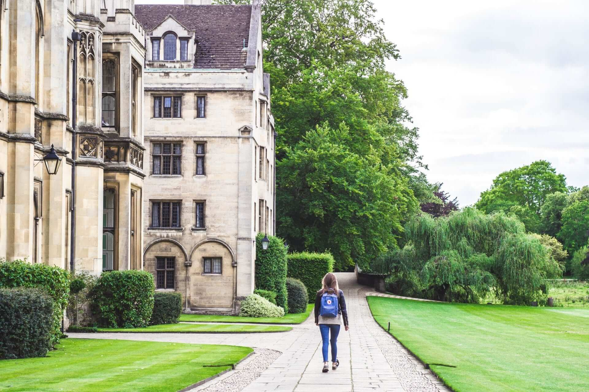 Cambridge University is going online – now what?
