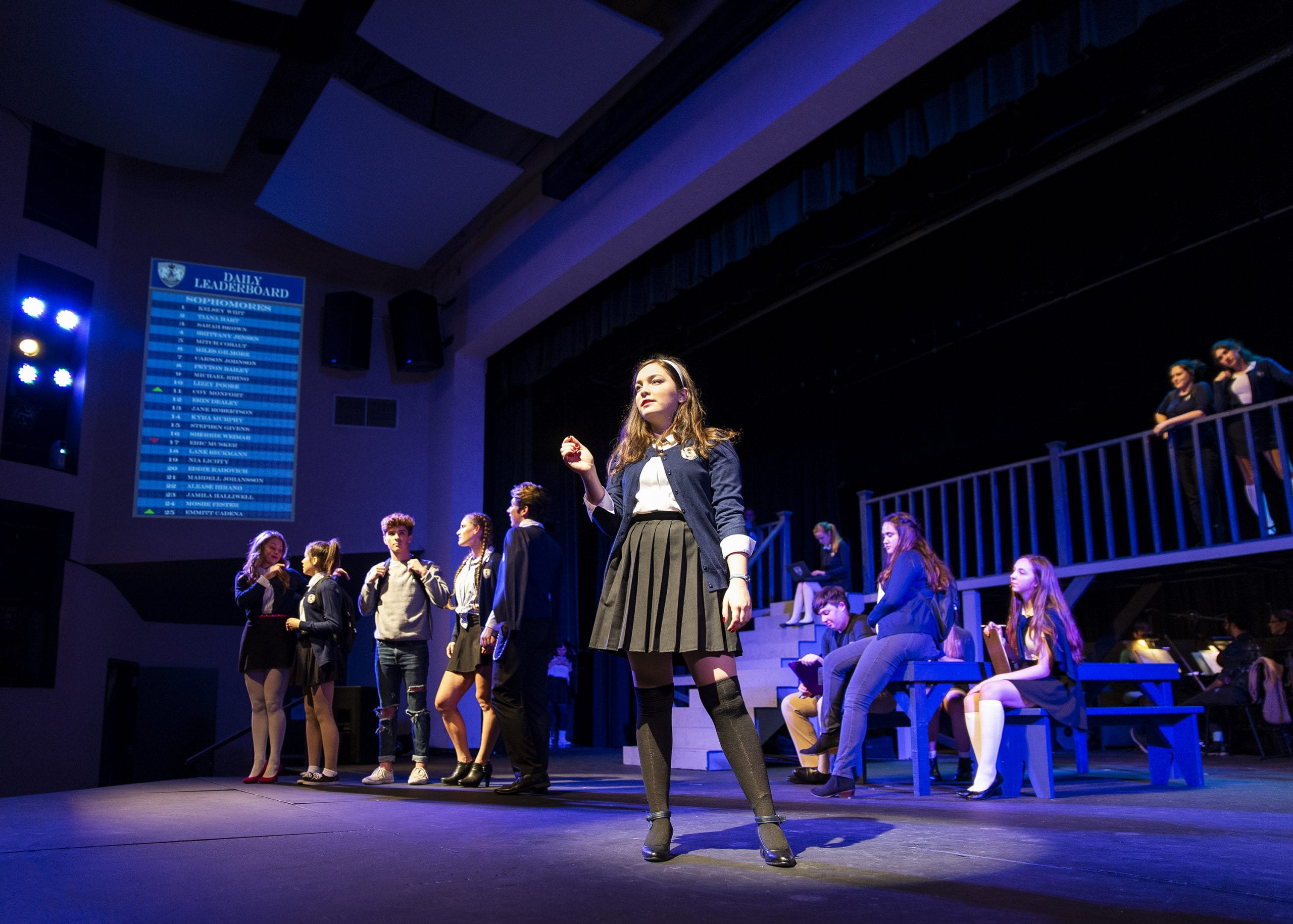 Global Perspectives - Admissions Scandal Musical Ranked