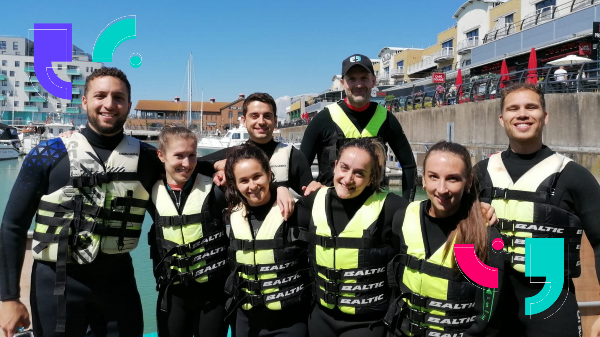 Fig-jamming, prototyping and jet skiing: being a product designer at Unibuddy